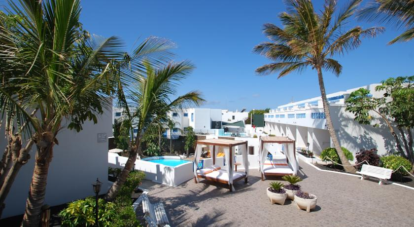 Adults Only Hotels on Lanzarote